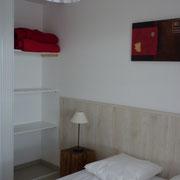 chambre lit 160 maisons de la baie de somme