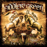 "Coverillustration ""Winners & Boozers"" von Fiddler's Green, 2013"