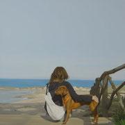 Qué se pare el tiempo. Óleo sobre madera / Oil on table, 55 x 46 cm, 2007