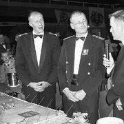 Gal Spindler, Cdt la BFA avec le Col Christy, chef de corps du 110 de 2002 à 2004.