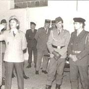 1969, PzGrenBtl 51 de Rotenburg/Fulda à Donaueschingen (bât 6° Cie) pendant un mois, la 6° Cie à Rotenburg..