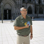 Un ancien soldat appelé du 110 resté fidèle à son régiment.