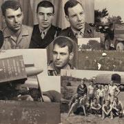 1967, la Son Entac de la C.A. avec Sgt Cesari,