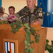 Général Oberto commandant la BFA de 2001 à 2003.