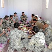 OTL Mirow en Afghanistan.
