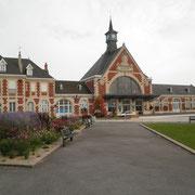 Gare de Chauny