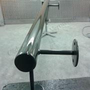 Barre de sol en métal laqué