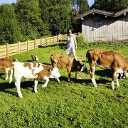 Onze kinderboerderij - vakantie op de boerderij in Flachau