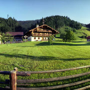 Steinbachgut Flachau - Ulaub am Bauernhof