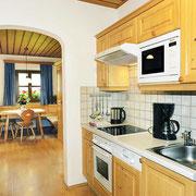 Apartment Type A - Farm Holidays Flachau