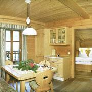 Appartementen Ferienwohnung Typ D - Farm Holidays Flachau
