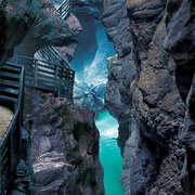 Excursies rond Flachau - Liechtenstein Gorge