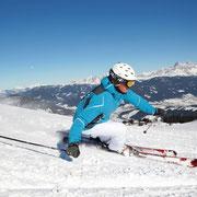 Skifahren - Winter am Bauernhof in Flachau