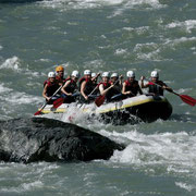 Rafting - Sport en Activiteiten Centrum Flachau
