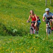 Radfahren in Flachau