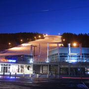 Winteraktivitäten Flachau - Flutlichtpiste
