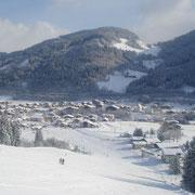 Flachau im Winter - Urlaub am Bauernhof