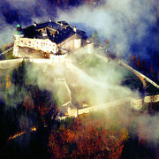 Ausflugsziele rund um Flachau - Festung Hohenwerfen