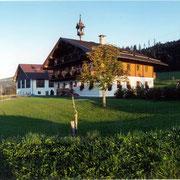 Steinbachgut in Flachau – Vakantie op de boerderij