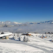 Flachau winter activities - skiing