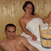 Sauna - Wellness in Flachau