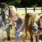 Onze paarden - vakantie op de boerderij in Flachau