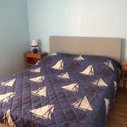 Cancale Vacances - Chambre Bleue 1