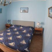 Cancale Vacances - Chambre Bleue 2