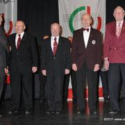 Ehrung für 60 Jahre unser Vereinsmitglied Hans Lüngen
