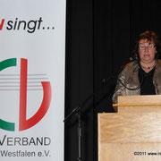 Eröffnungsrede der stellv. Bürgermeisterin Marion Schouren