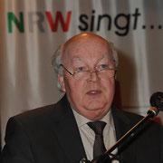 Ansprache des Vorsitzenden der Chorverbandes NRW Hermann Otto
