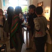 Vernissage Exposition Traversée  Céramiques de l'atelier Brigitte Morel du 23 mai au 7 juillet 2018 Curieuse galerie, 25 rue Chanzy 75011 Paris