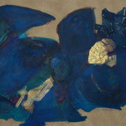 Gemalte Tage I., 100 x 140 cm, 2009, Öl auf Leinwand