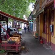 Restaurant auf der Szabadság u.