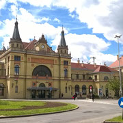 Pécs Hauptbahnhof
