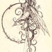 ハサミ妖精