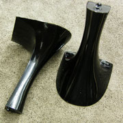 プラヒール/ヒール交換 靴修理