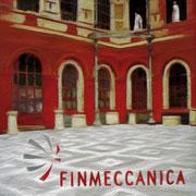 Fresque réalisée pour FINMECCANICA au Palais des Beaux Arts à Paris (durée = 2h00)