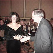 USA Vidar's awards 1999 for highest growth in sales!