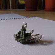 Bergkristallgruppe - Safiental 2018 - 7cm - Janis Diehl