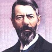 MAX WEBER   MORAL