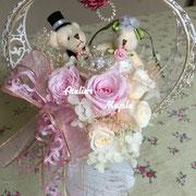 沙織ちゃんの結婚祝