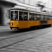 Rete tranviaria di Milano (Copyright Martin Schmidt)