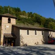 L'église du 17ème siècle (restaurée en 1993)