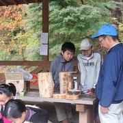 木工作業棟 木工体験教室