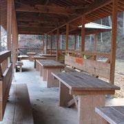 木工作業棟内部