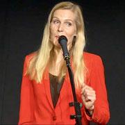 Vera Mickenbecker im Keck in Nürnberg