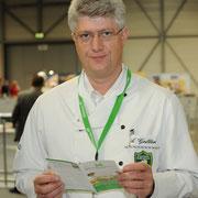 Im Mai fand das 13. Bundesfinale der Schülerköche um den Erdgaspokal in Erfurt statt. Hier engagiere ich mich seit vielen Jahren ehrenamtlich als Verantwortlicher für die Region Leipzig für den Köchenachwuchs.-------------------------Foto teamWERK GmbH