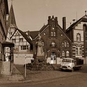 Drubbel mit Hubertusdenkmal - ca. 1975