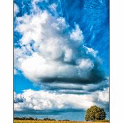 Wolken am Nienkamp